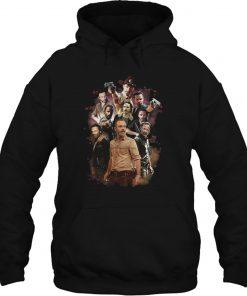 Rick Grimes The Walking Dead Dark Heather S 3XL Streetwear men women Hoodies Sweatshirts scaled