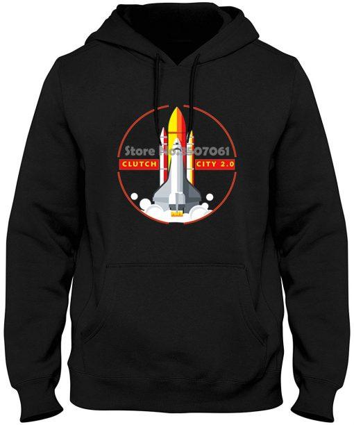 Rocket Space Shuttle Houston Clutch City 2 0 Men s Summer winter Style Fashion Swag Men