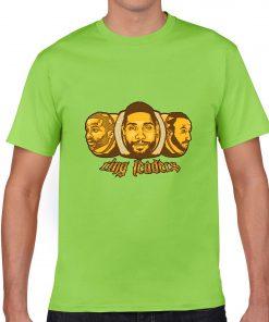 San Antonio Spurs Manu Ginobili Tim Duncan Tony Parker Basketball Jersey Tee Shirts Ring Robort Cartoon 2