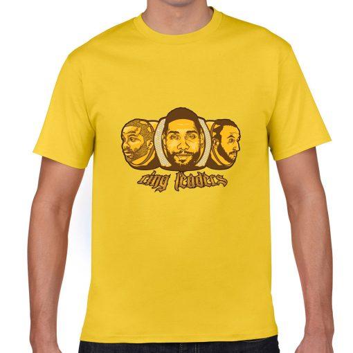 San Antonio Spurs Manu Ginobili Tim Duncan Tony Parker Basketball Jersey Tee Shirts Ring Robort Cartoon 4