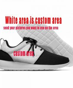 Star Wars Baby Yoda Mandalorian Funny Cute Fashion Sport Running Shoes Lightweight Breathable 3D Printed Men 5