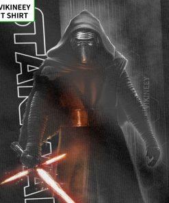 Star Wars Episode T shirt Men The Force Awakens Kylo Ren Shadows T Shirt Man Normal 4