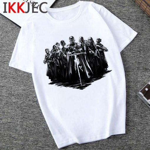 Star Wars Kylo Ren Cool T Shirt Men Funny Cartoon The Rise of Walker T shirt 1