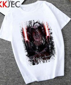 Star Wars Kylo Ren Cool T Shirt Men Funny Cartoon The Rise of Walker T shirt 4