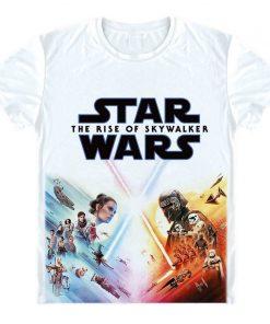 Star Wars The Rise Of Skywalker T Shirt Star Wars Episode IX T shirt Star Wars