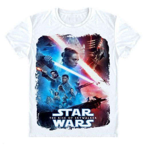 Star Wars The Rise Of Skywalker T Shirt Star Wars Episode IX T shirt Star Wars 3