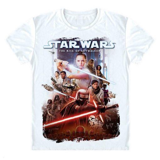 Star Wars The Rise Of Skywalker T Shirt Star Wars Episode IX T shirt Star Wars 4