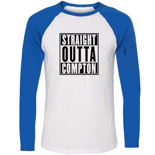 Straight Outta Kauffman KC Royals Bad Boys Kansas City Design T Shirt Men Cosplay Family Graphic 1