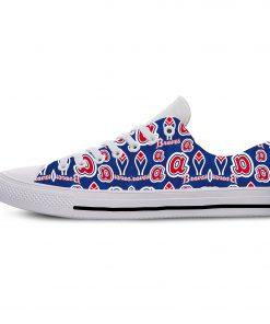 Summer 2019 Sport Shoes Men Sneaker Women Comfortable Unisex Atlanta Braves Shoes Casual Sneakers 2