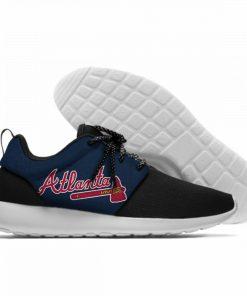 Summer 2019 Sport Shoes Men Sneaker Women Comfortable Unisex Atlanta Braves Shoes Casual Sneakers 9