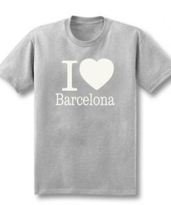 Summer Love Barcelona Creative Men s T Shirt T Shirt Men 2019 New Short Sleeve O 3