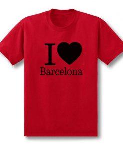 Summer Love Barcelona Creative Men s T Shirt T Shirt Men 2019 New Short Sleeve O 4