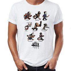 Summer Men s T shirt Maniac Jason Friday The 13th Saw Awesome Artwork Printed Tshirt Cool