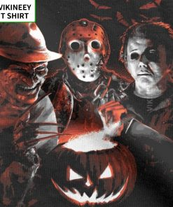 Super Villains Friday T Shirts The 13th Horror T Shirt Jason Voorhees Michael Myers T Shirt 16