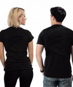 Superman New Orlean Saints Inside Me Shirt Funny Black Vintage Gift Men Women 2