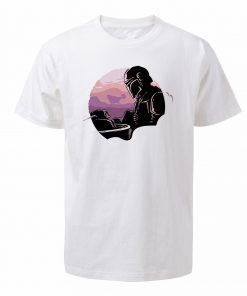 TV Show The Mandalorian T Shirt For Men 2020 Summer Cotton Young Baby Yoda Star Wars 1