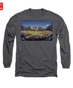 Take Me Out To The Ballgame T Shirt citi field mets baseball game sport stadium field 2