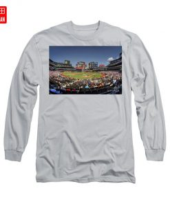 Take Me Out To The Ballgame T Shirt citi field mets baseball game sport stadium field 3