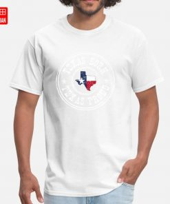 Texas Born Texas Proud T shirt love proud tx texan texans born born in texas