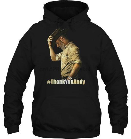 Thankyouandy The Walking Dead Andrew Lincoln 1 Streetwear men women Hoodies Sweatshirts