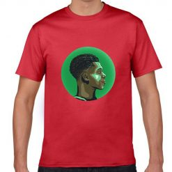 The Alphab Giannis Antetokounmpo Cartoon Basketball Fans Wear Mens Classic T shirt Normal Basketball Sweatshirts Tee 6