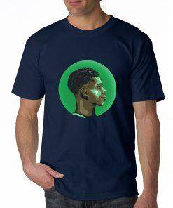 The Alphab Giannis Antetokounmpo Cartoon Basketball Fans Wear Mens Classic T shirt Normal Basketball Sweatshirts Tee 8