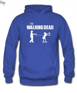 The Walking Dead Funny Hoodies Men Women Hip Hop Fleece Long Sleeve Sweatshirt Pullover Fashion Skateboard 1