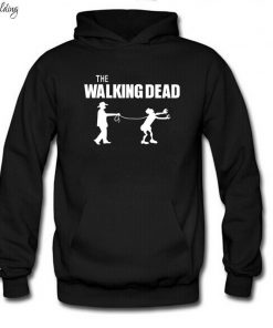 The Walking Dead Funny Hoodies Men Women Hip Hop Fleece Long Sleeve Sweatshirt Pullover Fashion Skateboard