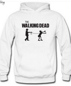 The Walking Dead Funny Hoodies Men Women Hip Hop Fleece Long Sleeve Sweatshirt Pullover Fashion Skateboard 5