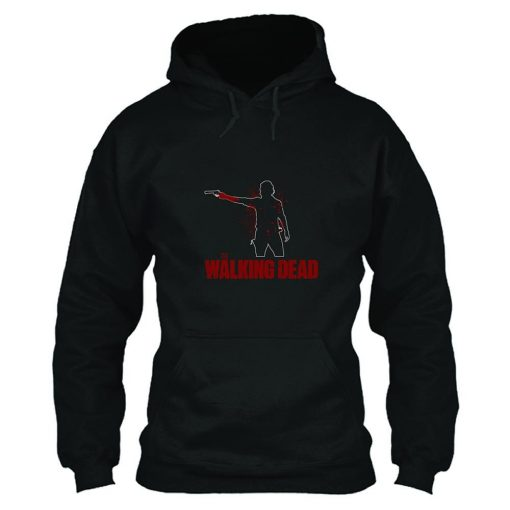The Walking Dead Hoodie Hood Pullover 3D Print Sweatshirt Streetwear For Adult