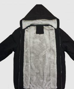 The Walking Dead Hoodie Zombie Daryl Dixon Wings Warm Winter Fleece Zip Up Clothing Coat Sweatshirts 2