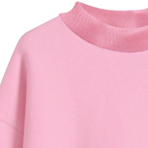 The Walking Dead New Arrive Oversize Turtlenecks Hoodies Sweatshirts Women Men Hoodies Loose Casual Sweatshirts 11
