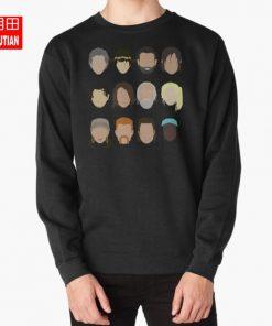 The Walking Dead hoodies sweatshirts rick grimes carl grimes glenn carol daryl dixon maggie greene hershel 3