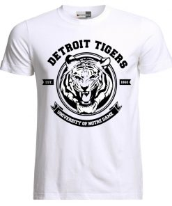 Tiger Detroit Tigresse Animals Wild Nature T Shirt