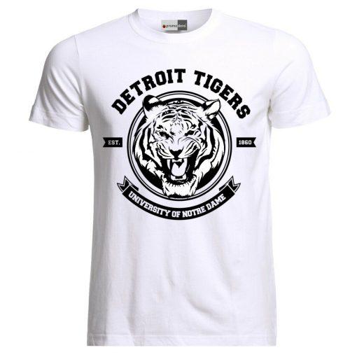 Tiger Detroit Tigresse Animals Wild Nature T Shirt
