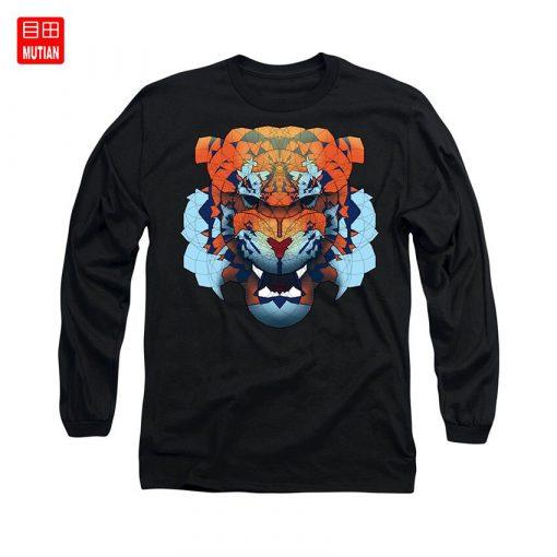 Tiger T Shirt tiger detroit cymatics sacred geometry geometric design geometry physics sound waves digital design 2