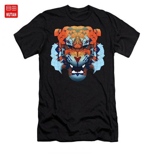 Tiger T Shirt tiger detroit cymatics sacred geometry geometric design geometry physics sound waves digital design