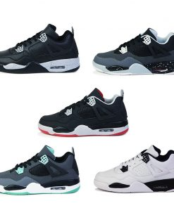 Top Men Basketball Shoes Unisex Air Cushion Sneakers Non slip Women Sports Shoes Gym Training Athletic 1