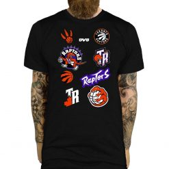 Toronto T Shirt For Men Summer Streetwear Raptors Vs 2020 Finals Game T Shirt