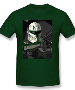 Tshirt Star Wars Man T Shirt Captain Rex Mens T shirts Droid Pilot Star Tours Tops 2