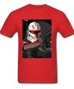 Tshirt Star Wars Man T Shirt Captain Rex Mens T shirts Droid Pilot Star Tours Tops
