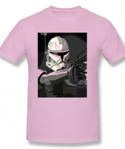Tshirt Star Wars Man T Shirt Captain Rex Mens T shirts Droid Pilot Star Tours Tops 3