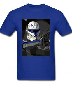 Tshirt Star Wars Man T Shirt Captain Rex Mens T shirts Droid Pilot Star Tours Tops 4