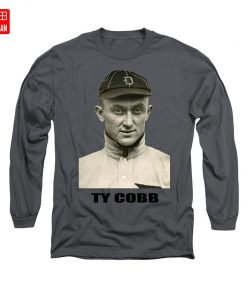 Ty Cobb Detroit Tiger 1913 T Shirt T Shirt ty cobb ty cobb detroit baseball vintage 3