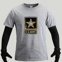 U S ARMY FASHION DALLAS STAR TACTICAL MILITARY T SHIRT SHORT SLEEVE COTTON Tactical hunting vest 1