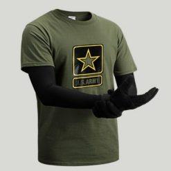 U S Army Fashion Dallas Star Military Tactics Short Sleeve T Shirt Cotton souvenir edition physical 1