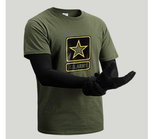 U S Army Fashion Dallas Star Military Tactics Short Sleeve T Shirt Cotton souvenir edition physical 1