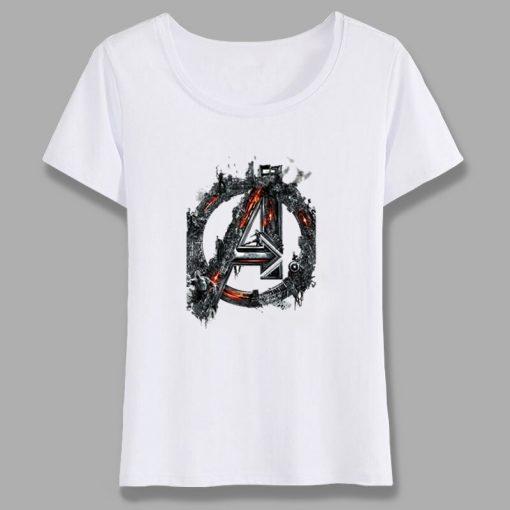 Venom Spiderman Black And White Marvel Badass T Shirt Women Tee Girl Cool Summer T shirt 1
