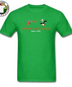 VideoGame Arcade Anaheim Duck Hunting Funny T Shirts Custom Cartoon Print New Tee Shirts Men Gunner 4