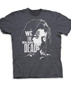 We Are The Walking Dead Maggie Men S T Shirt Tee2019 New Summer Men Men 100 1